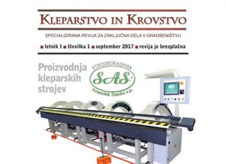 Revija kleparstvo in krovstvo